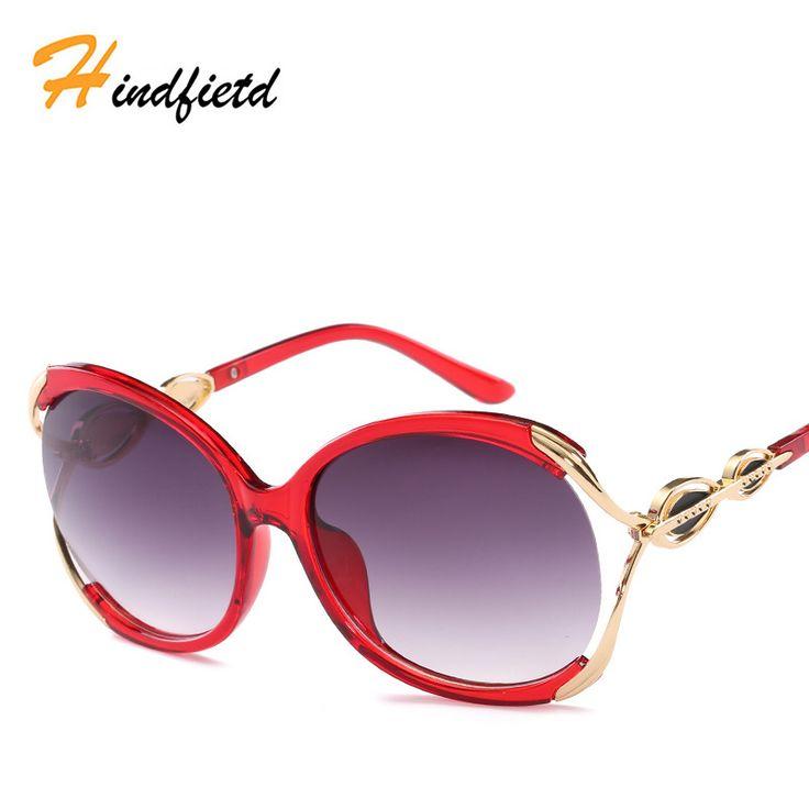 Hindfield Newest Popular Sunglasses Women Brand Designer Pilot Sun Glasses Men Gafas Oculos De Sol Feminino Masculino