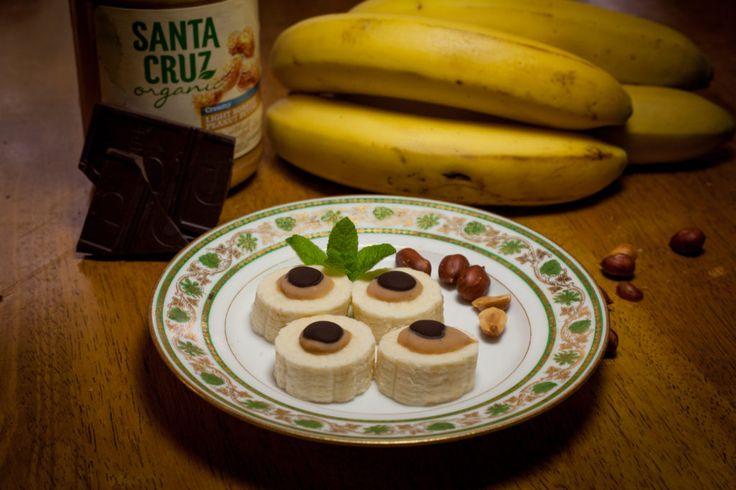 Simple Tasty Treats Arctic Monkey Bites only 3 ingredients!