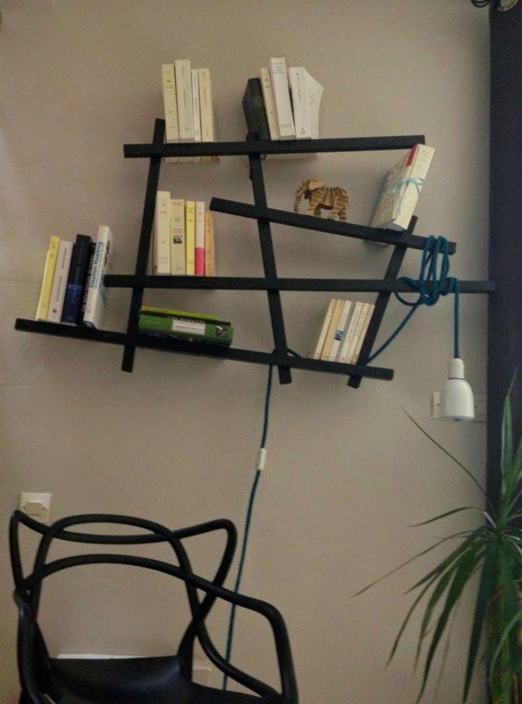 1000 ideas about etagere design on pinterest bureau avec tag re shelves - Etagere bureau design ...