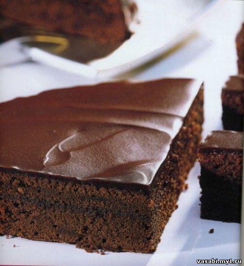 Торт из печенья кудрявый ивашка