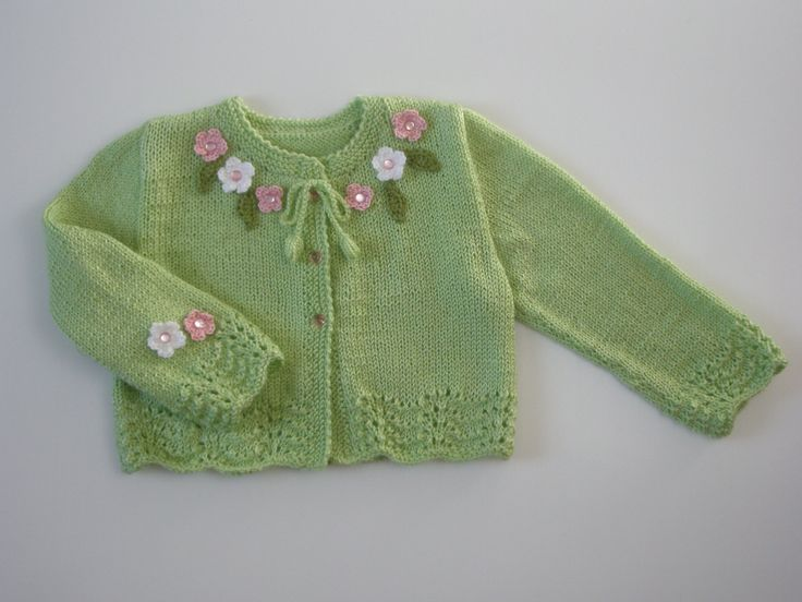 Toddler GiftEasterSweaterCardiganJacket Baby by DesignsByValentina