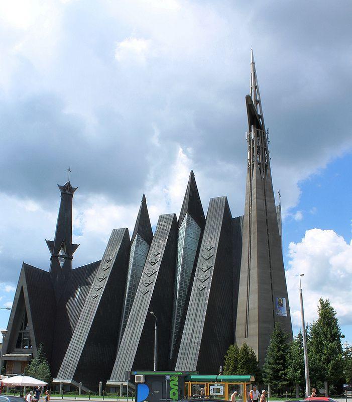 Kościół w Elblagu