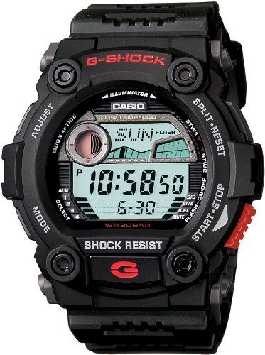 #Casio #Men's DW6900-1V G-Shock Classic Digital #Watch   the most rugged watch in the world   http://amzn.to/Hn0poW