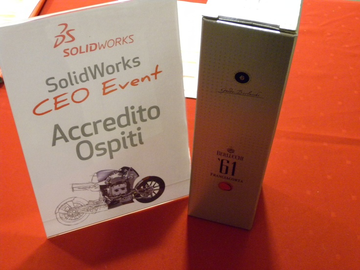 #Solidworks #Ceo #Event.    Registration desk