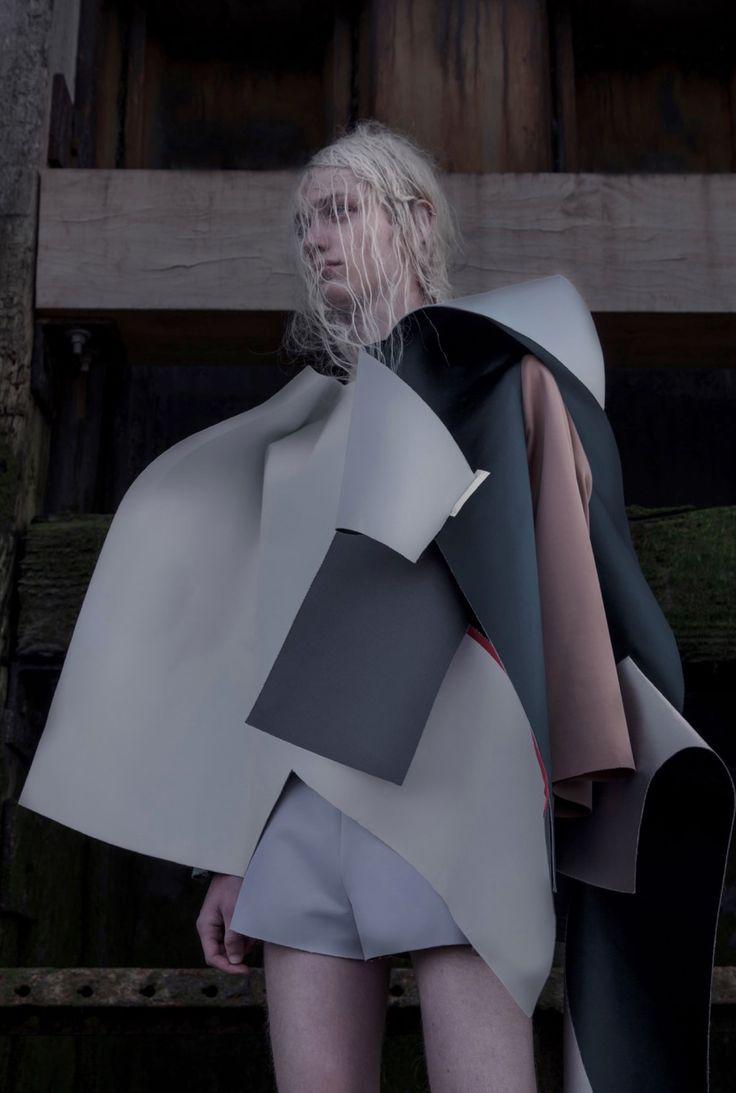 Studio peripetie for Boycott Magazine  Story Rip Me a New Hole #boycottMagazine #studioperipetie #fashion #mode #stylist