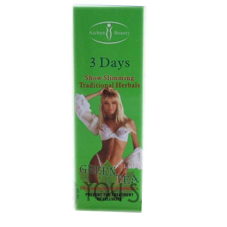 Weight Loss Creams Green Tea Extract Slimming Product to Create The Perfect Body