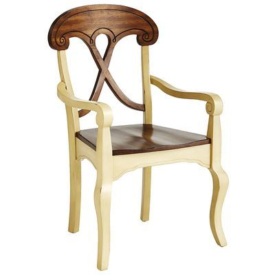 Marchella Armchair - Antique Ivory