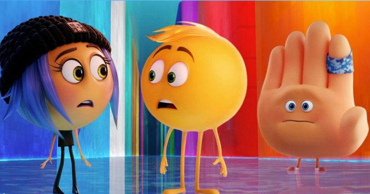 The Emoji Movie Trailer #2 Will Have You Feeling Very Emotional -- T.J. Miller headlines in all-star cast in the animated adventure The Emoji Movie, which brings your phone's emoticons to life. -- http://movieweb.com/emoji-movie-trailer-2/