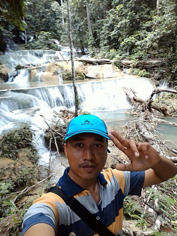 moramo waterfall, konawe selatan, Sulawesi Tenggara