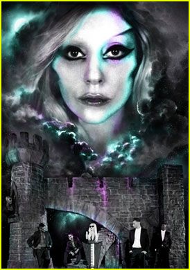 Lady Gaga: 'The Born This Way' Ball Asia and UK Tour Dates 2012