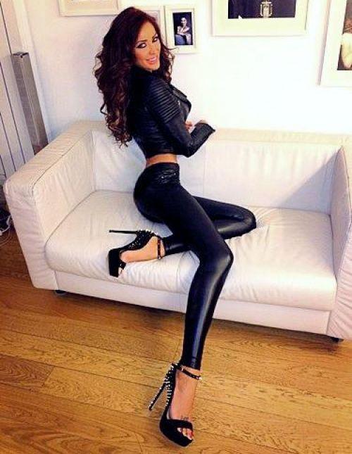 Wide hip sexy girls-2261