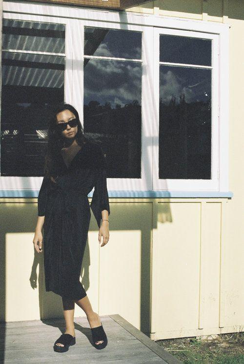 Silk Kimono.