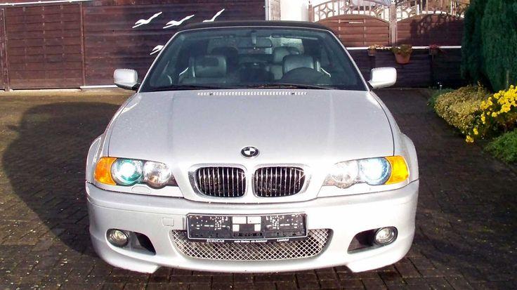 BMW e46, 330 CI Cabriolet, 231 PS, 152000 Km  (0005-682-08 WBABS51040EW0