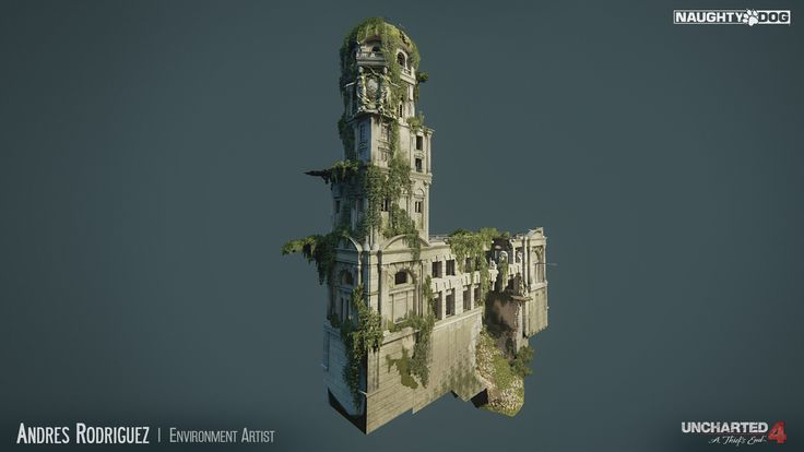 This gallery presents some of my work on Uncharted 4: A Thiefs End. As an Environment Artist I was in charge of…