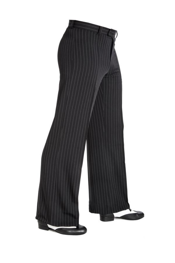 Klassische Tanzhose mit Nadelstreifen. Classical dance pants pinstripped! Right now on sale!
