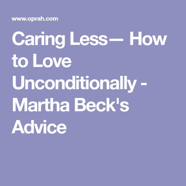 How To Bang More By Caring Less