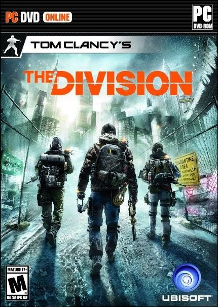Tom Clancys The Division Free Download For PC