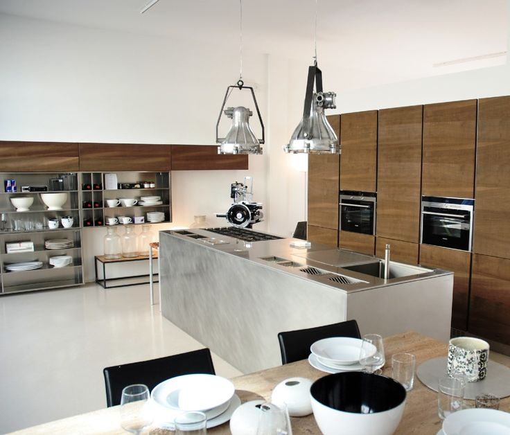 Best Xera is the galley kitchen that will worship quietly XeraCucine Design Style