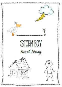 Storm Boy by Colin Thiele - Australian Novel Study Booklet & QAR Comprehension - $4.80 - 10 pages
