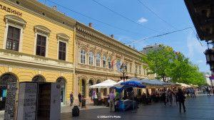 Castigati mile duble pe cardul Flying Blue calatorind intre Bucuresti si Belgrad cu Tarom
