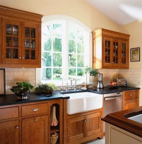 1000 Images About Woodmode Cabinetry On Pinterest: 1000+ Ideas About Cherry Cabinets On Pinterest