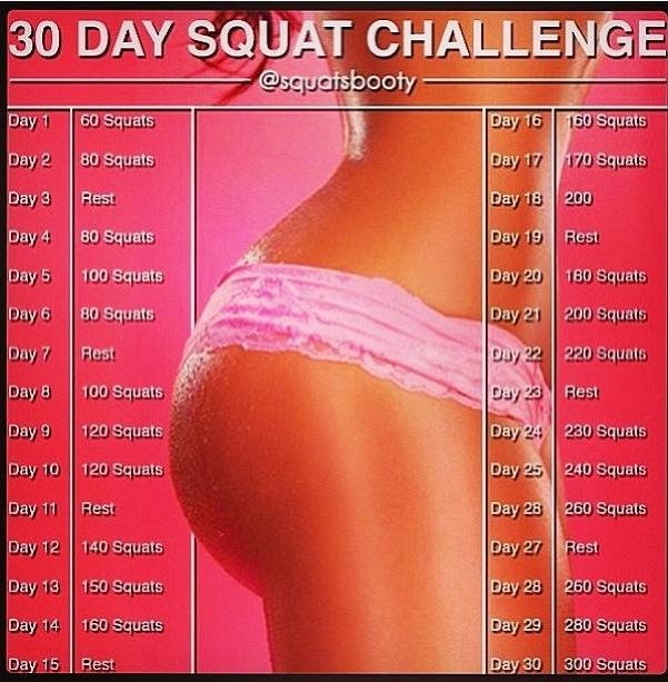 Squat challenge - Kalynn and I are rocking this June 13- July 13! Join in!