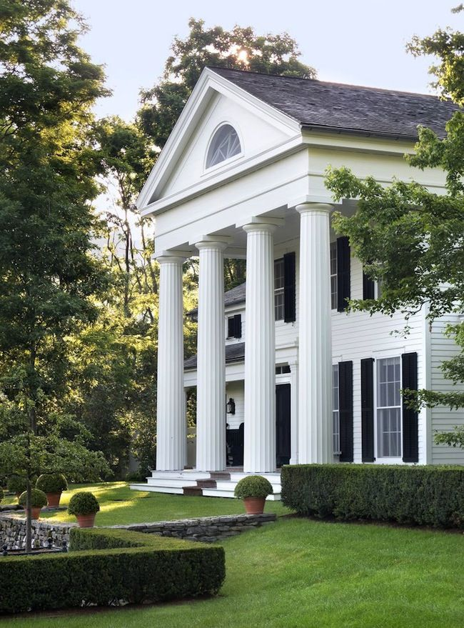 The Great American House. Southern Plantation HomesPlantation ...