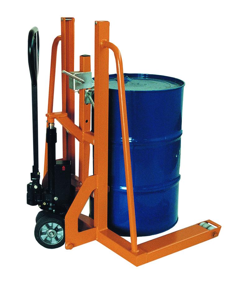 Ruchomy podnośnik do beczki, pozwala on podnieść beczkę na wysokość 60 cm. Zapraszamy do naszego sklepu internetowego: www.ikapol.net