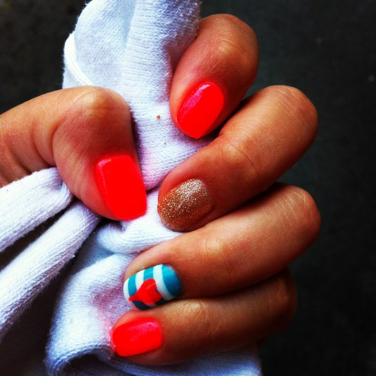 Best 25+ Summer Holiday Nails Ideas On Pinterest