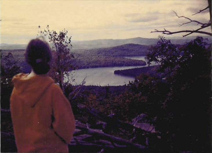 Lake Merrymeeting from Caverly Mountain: Favorite Places, Lake Merrymeeting, Caverly Mountain