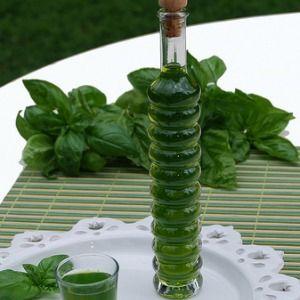 liquori fatti in casa - al basilico