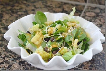 southwest salad dressing  This salad dressing is delicious!!!