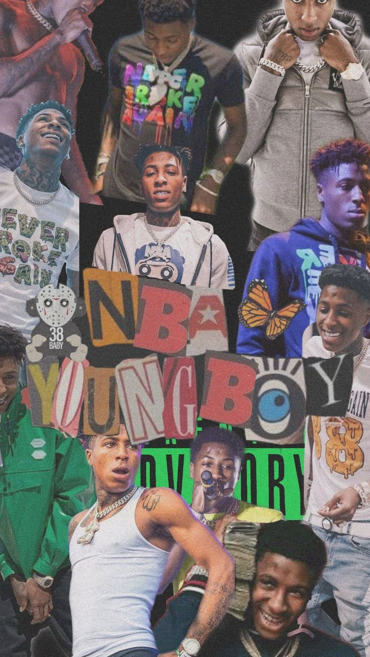 Jeux olympiques youngboy wallpaper iphone collage nba