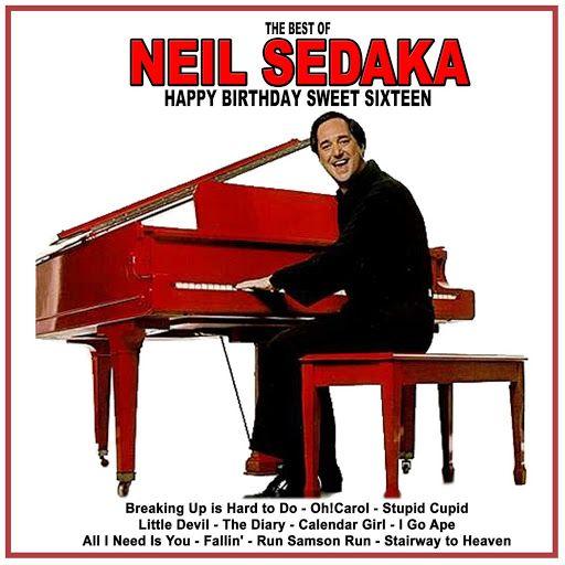 Neil Sedaka - Happy Birthday Sweet Sixteen (1961