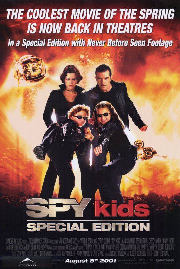 Spy Kids | Spy Kids Wiki | Fandom powered by Wikia