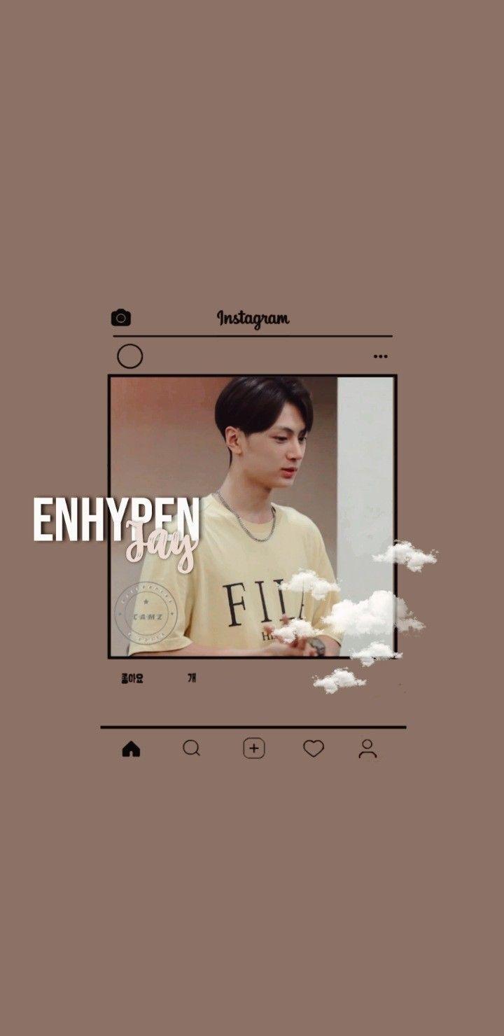 Jay Enhypen Wallpaper Kpop
