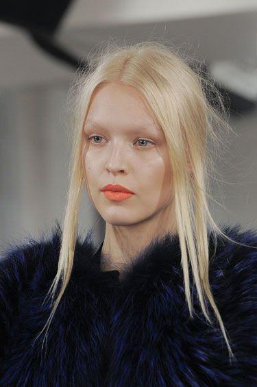 NYFW Hair, Makeup, and Nails - Best Beauty Looks Fashion Week Fall 2013 - Harper's BAZAAR