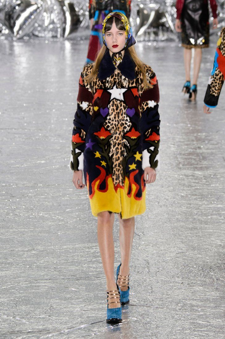 Pin for Later: 12 Trends to Master For Fall 2016  Mary Katrantzou
