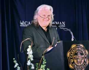 Ricky Skaggs Scholarship at Carson-Newman University