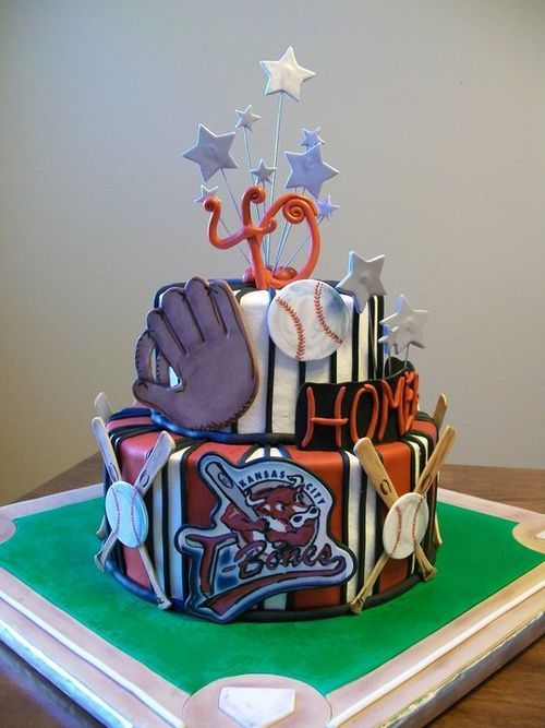 173 best Sports Cakes images on Pinterest Sport cakes Football