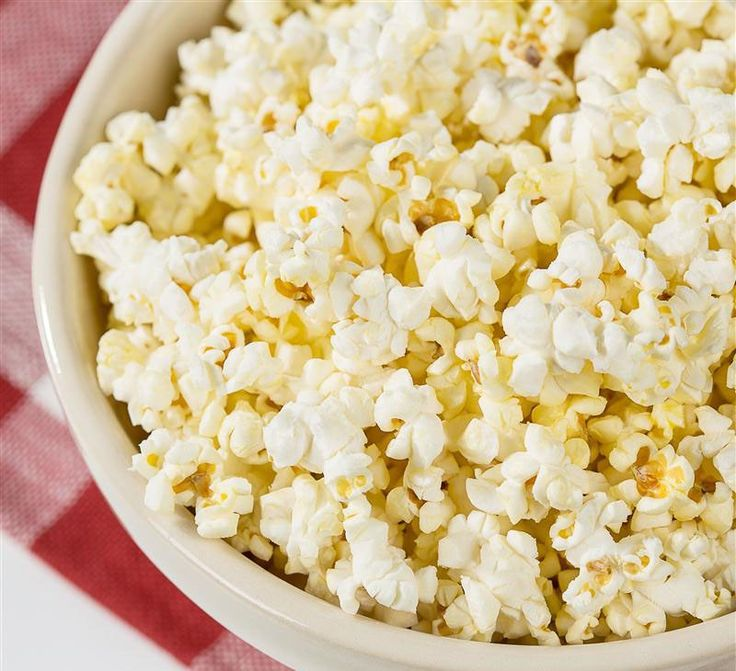 How To Make The World's Best Popcorn