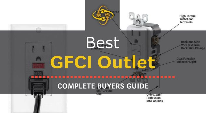 A Good Gfci Outlet Will Help Keep Your Home And Outdoor Area Safe From Any Electrical Nasties The Best Gfci Outlets Pro In 2020 Gfci House Wiring Wall Boxes