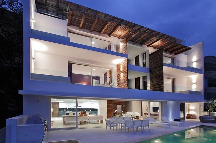 Idea di Augusto Romano su Houses Progetti architettonici