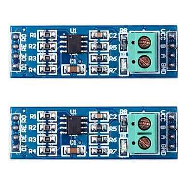 TTL to RS-485 Module for (For Arduino) - Blue (2PCS)  – CAD $ 6.95