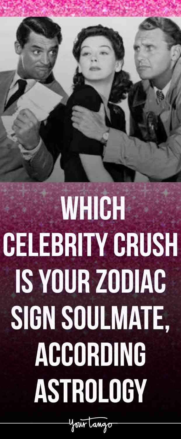 Which Celebrity Crush Is Your Zodiac Sign Soulmate According