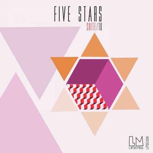 VA - Five Stars - Suite 10 / Lapsus Music / LPSC028 - http://www.electrobuzz.fm/2016/06/12/va-five-stars-suite-10-lapsus-music-lpsc028/