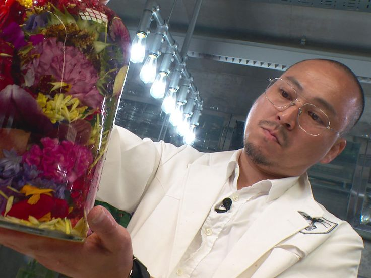 The Japanese florist destroys any preconceived notions of what that word even means