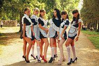 Rusların Mezuniyet Resimleri - http://www.birleydi.com/2014/06/ruslarin-mezuniyet-resimleri.html