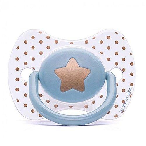 Suavi̇nex 302283 haute couture si̇li̇kon emzi̇k 0-4 ay erkek bebek ürünü, özellikleri ve en uygun fiyatların11.com'da! Suavi̇nex 302283 haute couture si̇li̇kon emzi̇k 0-4 ay erkek bebek, emzik ve aksesuarları kategorisinde! 608