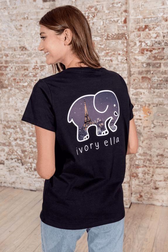 3c45b90f060d Short Sleeve Tees – Ivory Ella